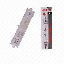 Lampadina ioduri metallici a doppio tappo MH-DE (HQI-TS) 150W/UVS/4K RX7S