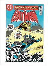 "DETECTIVE COMICS #509  [1981 FN-]  ""NINE LIVES HAS THE CAT..."""