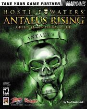 Hostile Waters: Antaeus Rising Official Strategy Guide 2001 by Bodens 0744000793