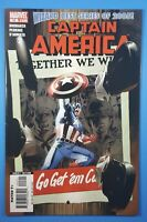 "Captain America #15 Marvel Comics 2006 Winter Soldier ""Red Is the Darkest Color"""