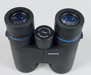 original MINOX Fernglas Binoculars 10 x 42 unbenutzt