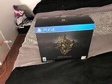Dark Souls 3 collectors edition (PS4)