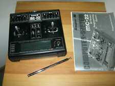 Graupner Sender MC 22 35 Mhz  mit Akku guter Zustand