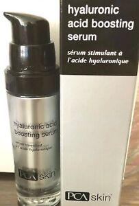 PCA Skin Hyaluronic Acid Boosting Serum 1oz    NEW IN BOX