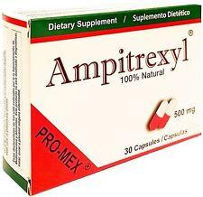 Cuadriderma Ampitrexyl 500mg Capsules 30 ea