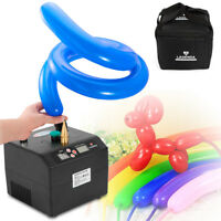 B231 Portable Electric Balloon Pump Inflator, Air Blower Automatic (Update)