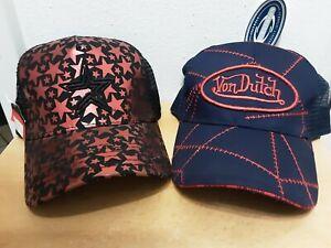 authentic VON DUTCH quality headwear basecap baseball cap Kappe