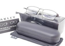 Oakley Wingfold OX5100-0252 Rx Prescription Pewter Eyeglass Frames 52-16-138