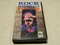 Cliff Richard Rock In Australia VHS [Recorded at Sydney Entertainment Centre]