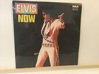 """Elvis Presley – Elvis Now - RCA   SF 8266 - 12"""" Vinyl LP - 1972 -  REF.7817"""