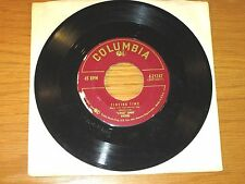 """COUNTRY 45 RPM - LITTLE JIMMY DICKENS - COLUMBIA 21247 - """"CLOSING TIME"""""""