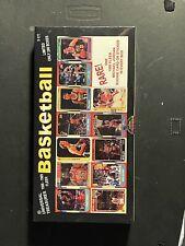 Universal Treasures Basketball Box 1986 Fleer Michael Jordan Guaranteed in Box