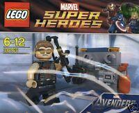 Lego Super Heroes Marvel Avengers HawkEye 30165