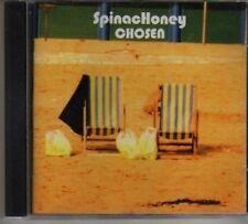 (BL696) Spinac Honey, Chosen - 2002 CD