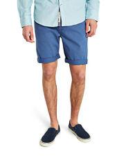 Produkt By Jack & Jones Mens Cotton Chino Shorts Sizes S - XL BNWT Bijou Blue