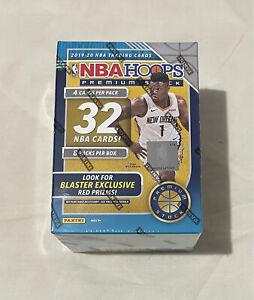 Factory Sealed Basketball NBA Hoops Premium 2019-20 Blaster Box Zion?JA?🔥