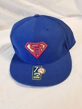 Cooperstown - RARE San Francisco Giants Superman Hat 7 5/8 Baseball