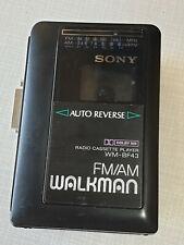 🎧 Sony Wm-Bf43 Fm/Am Walkman
