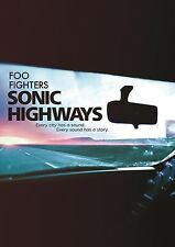 FOO FIGHTERS - SONIC HIGHWAYS 4 DVD NEU