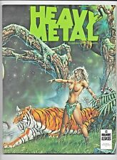 Heavy Metal Vol 2 #7 November 1979 Corben Moebius Jusko Chaykin FN+ 1977 Series
