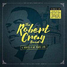 ROBERT CRAY - 4 NIGHTS OF 40 YEARS LIVE - NEW VINYL LP