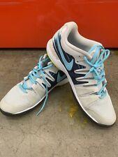 Nike Roger Federer Zoom Vapor 9.5 Tour Tennis Court Shoes Size 9.5 Rare Color !!