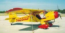 Kitfox Speedster Denney Light Airplane Desk Wood Model Small New