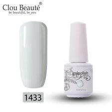Clou Beaute Gelish Multi Colors Gel Nail Polish 85 Colors Varnish Nail Art 8ml