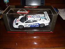 UT 39711 1/18 1997 McLaren F1 GTR Longtail Fina #9 Kox Ravaglia BMW