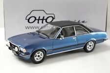 1:18 OTTO Opel Commodore B GS/E blue 1977 NEW bei PREMIUM-MODELCARS