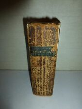 1826 Holy Bible Old and New Testament by American Bible Society, Hb Leather B215