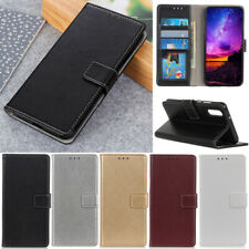 Litchi Wallet Leather Flip Case Cover For Sony Xperia 5 L4 L3 10 Plus XZ3 10 II