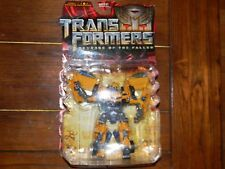 NIP w/ Defect Revenge of the Fallen DELUXE Bumblebee/Camaro Autobot Figure