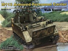 M113 Armored Personnel Carrier Walk Around (Squadron Signal 5715)
