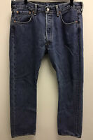 Levi's Strauss & Co. Men 501 Blue Jeans W33 L30