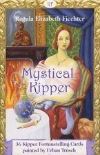Mystical Kipper Deck 9781572817784 by Regula Elizabeth Fiechter Cards