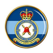 653 Squadron AAC, British Army Pin Badge