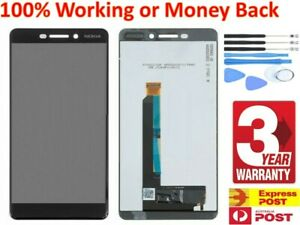 OEM NOKIA 6.1 LCD DISPLAY + TOUCH SCREEN DIGITIZER REPLACEMENT +Tool