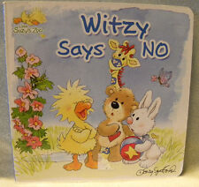 Witzy Says No (Little Suzy's Zoo), Suzy Spafford, Board Book, 2010