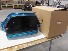 Honda GL1500SE Gold Wing Left Saddlebag Bag 81410-MY4-770ZD Barbados Blue
