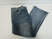 Womens Maurices size 20 bootcut distressed jeans
