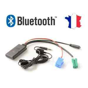 KIT BLUETOOTH avec Microphone pour l'autoradio d'origine Renault UPDATE LIST