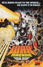 WAR MACHINE ashcan (Marvel, 1994)
