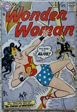 WONDER WOMAN #92 VG+ 4.5 DC 8/1957