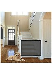 Magic Gate for Dogs, Portable Folding Safe Enclosure Easy Install Anywhere