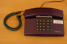 SIGNO 2 lila  Telefon Telekom Fernsprechapparat POST TELEKOM