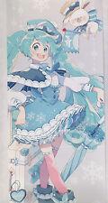 Stick poster collection Hatsune Miku #2 Snowmiku Sky Town vocaloid Uekura Eku