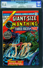 Giant-Size Man-Thing #5-CGC 9.6-1975-Howard the Duck 0273024001