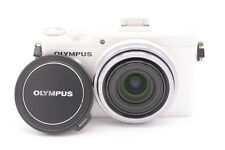 Olympus Stylus XZ-2 12.0MP Digital Camera - White