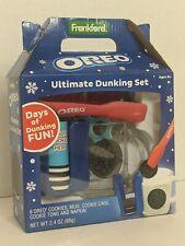 Oreo Ultimate Dunking Set Mug Tongs Cookies Kit Christmas Holiday 2019 Frankford